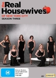 The Real Housewives: Of New York - Season Three on DVD