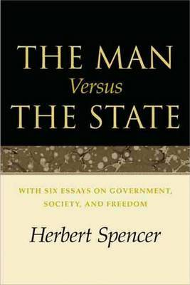 The Man Versus the State by Herbert Spencer image