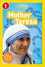Mother Teresa (L1) by Barbara Kramer