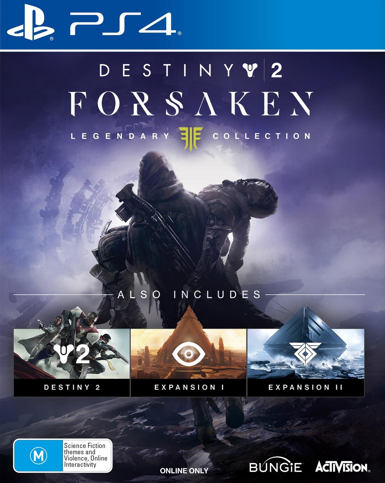 Destiny 2 Forsaken Legendary Collection for PS4 image