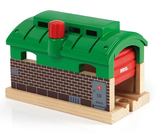 Brio: Railway - Train Garage