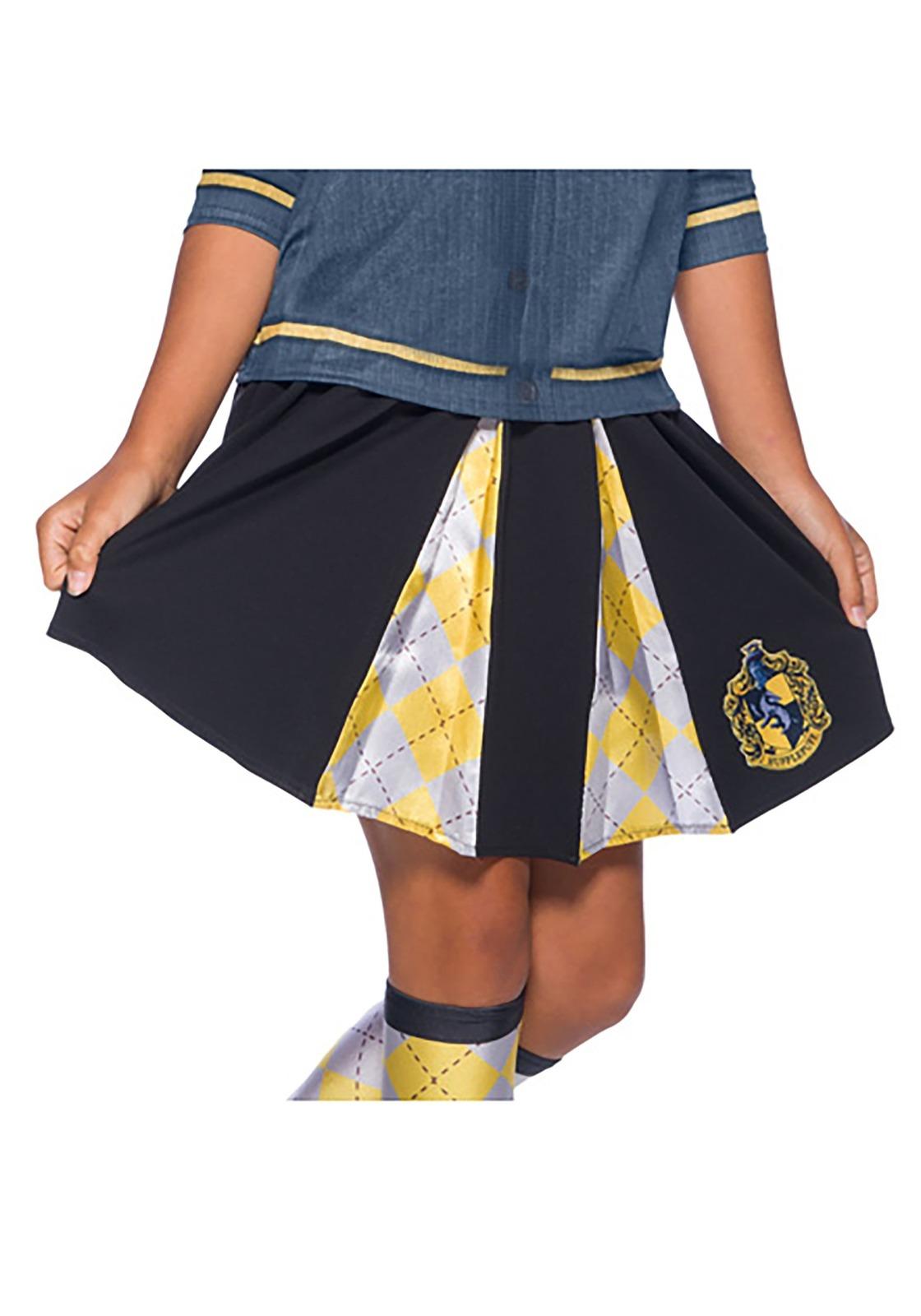 Harry Potter Hufflepuff Skirt - One Size image