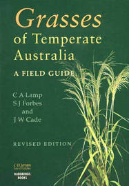 Grasses of Temperate Australia by C. A. Lamp image