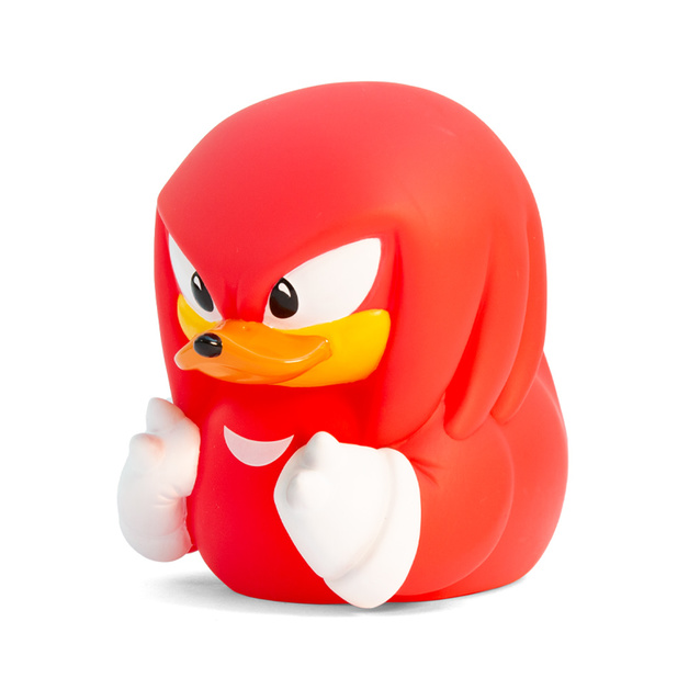 """Tubbz: Sonic - 3"""" Cosplay Duck (Knuckles)"""