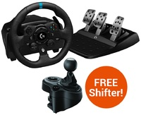 Logitech G923 Trueforce Racing Wheel (Xbox & PC) for Xbox One