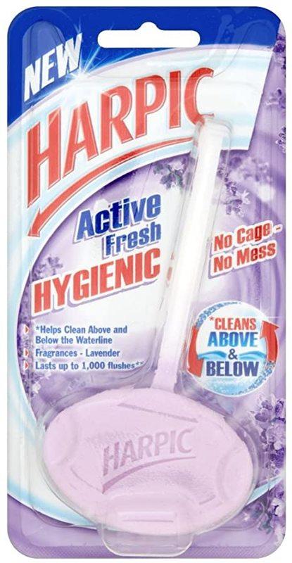 Harpic: Toilet Block 40G - Lavender