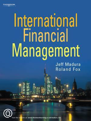 International Financial Management by Jeff Madura image