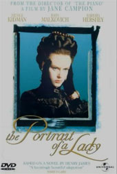Portrait Of A Lady on DVD