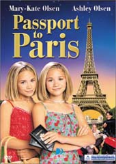 Mary-Kate and Ashley:  Passport To Paris on DVD