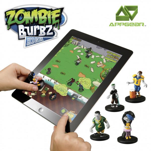 AppGear Zombie Burbz - High image