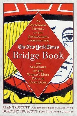 NY Times Bridge Book HB by Alan Truscott