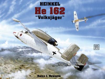 Heinkel He 162 by Heinz,J. Nowarra