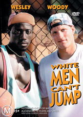White Men Can't Jump on DVD