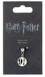 Harry Potter Charm - Platform 9 3/4 (silver plated)