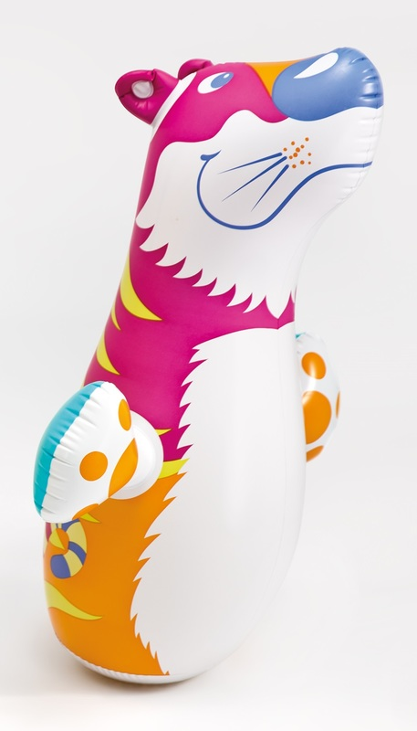 Intex: 3D Bop Bag - Tiger