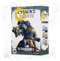 Citadel Paints: Ultramarines