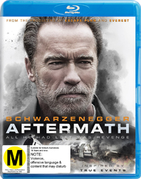Aftermath on Blu-ray