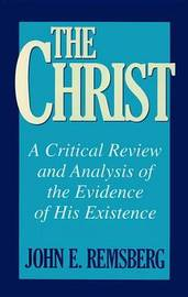 The Christ by John E. Remsberg image
