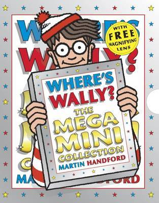 Where's Wally? The Mega Mini Collection by Martin Handford image
