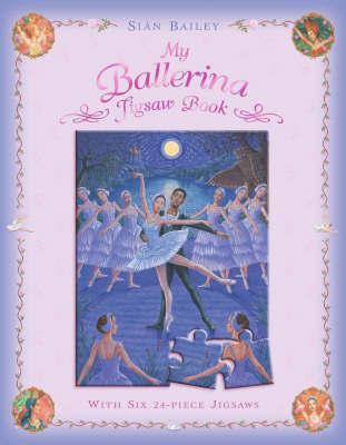 My Ballerina Jigsaw Book image