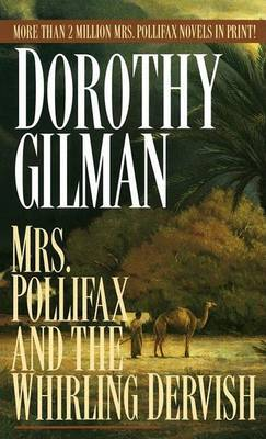Mrs Pollifax and the Whirling Dervish by D. Gilman image