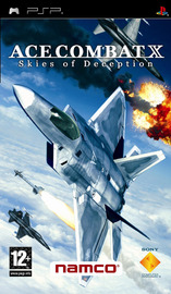 Ace Combat X: Skies of Deception (Essential) for PSP image