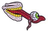 Sourpuss: Kustom Kreeps - Chompers Enamel Pin