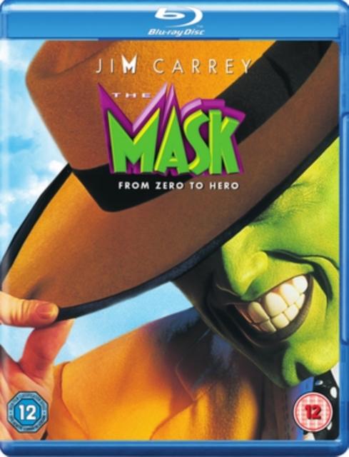 Mask on Blu-ray