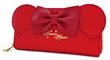Loungefly: Disney - Minnie Red Zip-Around Wallet