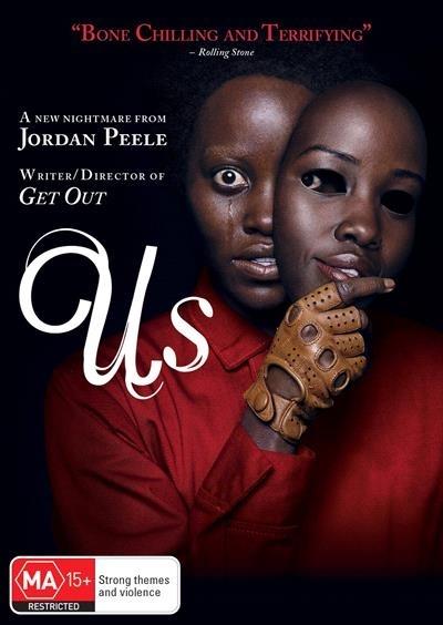Us on DVD