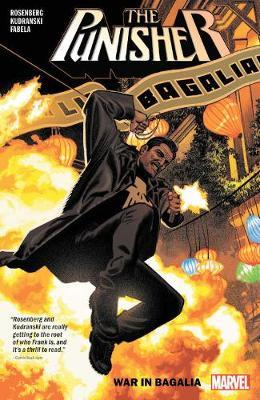 The Punisher Vol. 2: War In Bagalia by Matthew Rosenberg