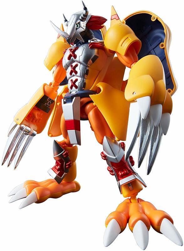 Digimon Adventure: WarGreymon - Action Figure