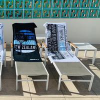 Moana Road: Beach Towel - Surfing Combi