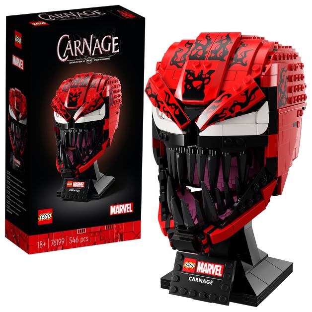 LEGO: Marvel Spiderman - Carnage (76199)