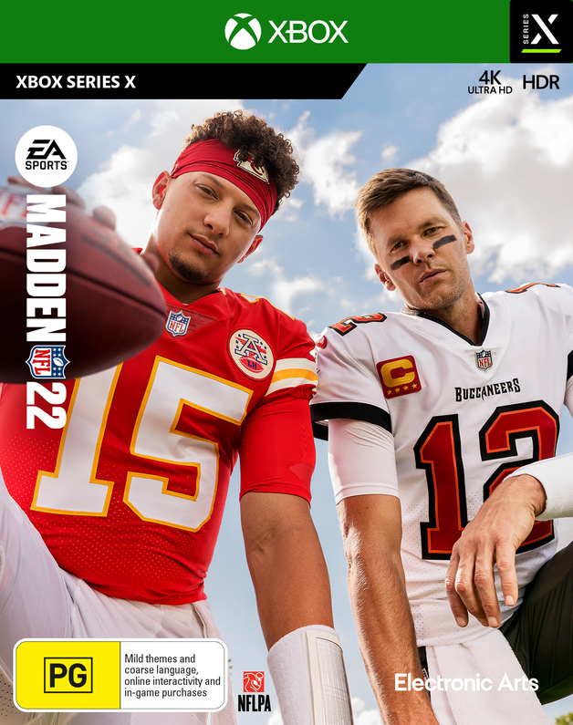 Madden NFL 22 for Xbox Series X