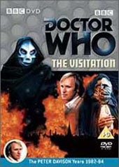 Doctor Who (1982) - The Visitation on DVD