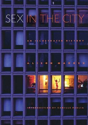 """Sex in the City"" an Illustrated History by Alison Maddex image"