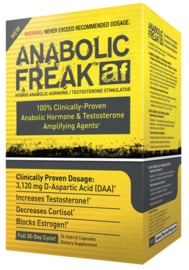 Pharma Freak Anabolic Freak - 96 Capsules
