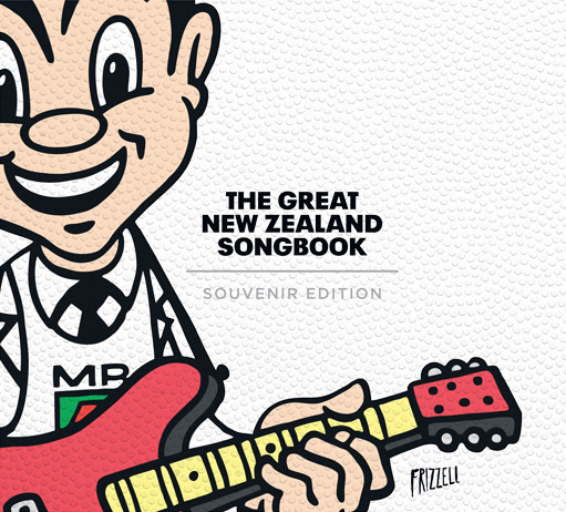 The Great New Zealand Songbook: Souvenir Edition (4CD) by Various