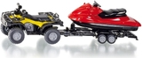 Siku: Quad Bike With Jet Ski