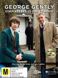 George Gently - Complete Series 1-7 on DVD