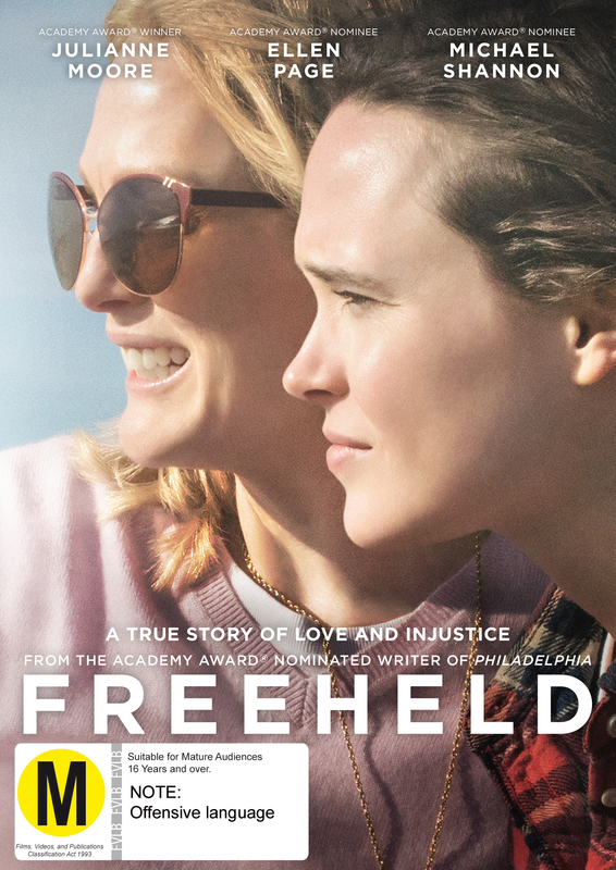Freeheld on DVD