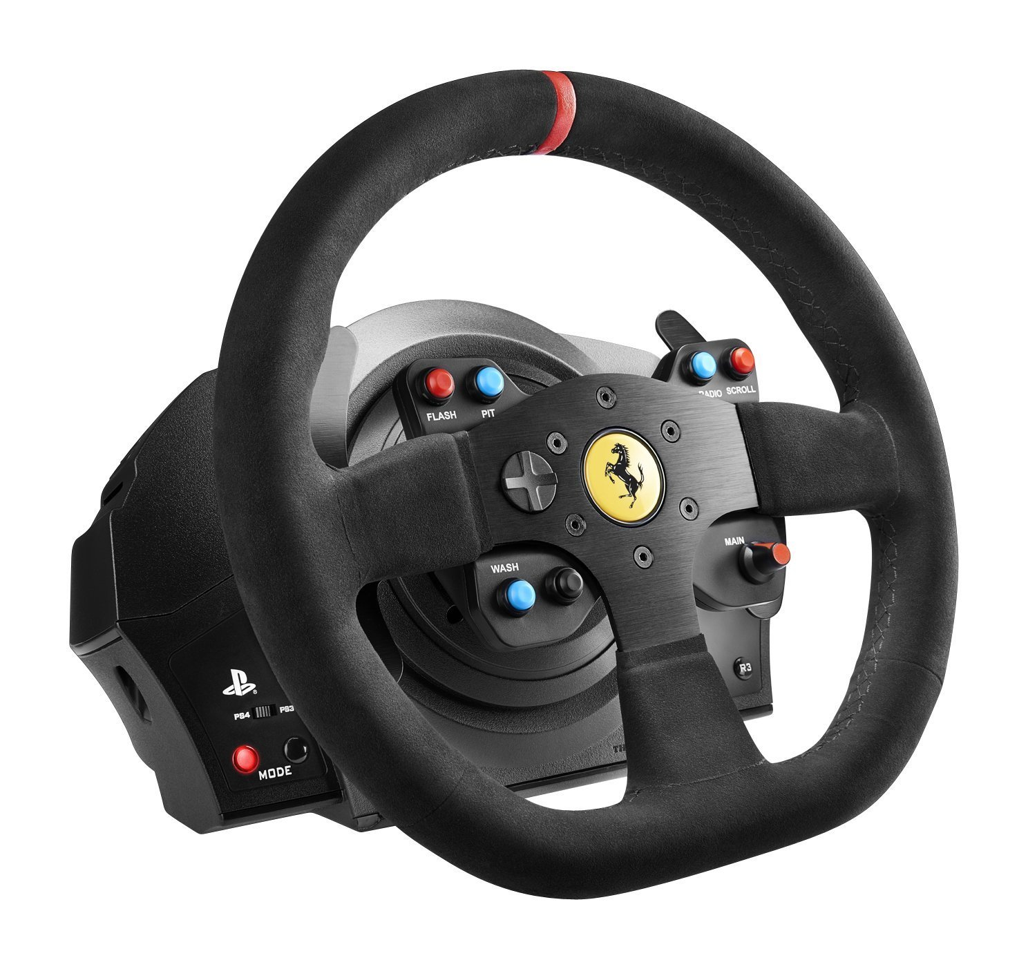 thrustmaster vg t300 ferrari alcantara edition racing. Black Bedroom Furniture Sets. Home Design Ideas