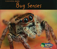 Bug Senses by Charlotte Guillain image