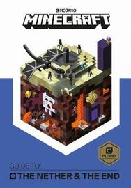 Minecraft Guide to The Nether and the End by Mojang AB