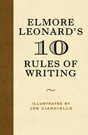 10 Rules of Writing by Elmore Leonard image