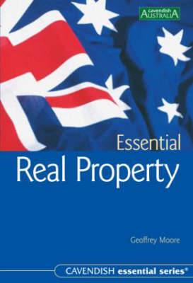 Australian Essential Real Property by Peter Underwood image