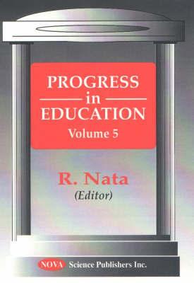 Progress in Education: v.5