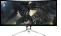 "35"" AOC AGON G-Sync 4ms 100Hz Ultra-Wide Gaming Monitor"
