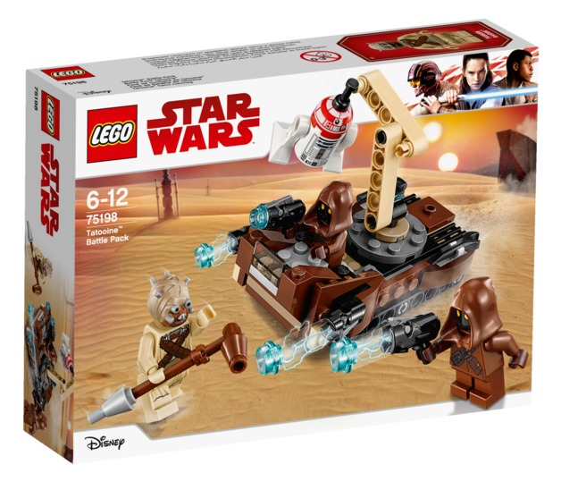LEGO Star Wars: Tatooine - Battle Pack (75198)